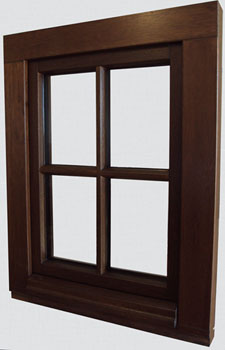 ReinekeShaw Tilt-Turn Windows